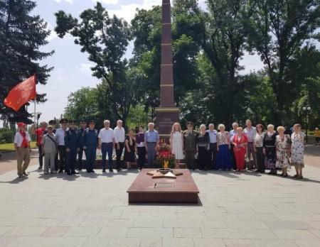 В Нальчике почтили память защитников Отечества