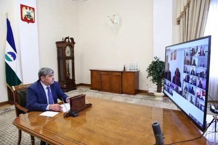 Казбек Коков провел заседание Оперативного штаба в КБР