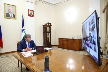 Казбек Коков провел «муниципальный час»