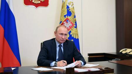 Владимир Путин: «Быть открытыми, несмотря на прошлое»