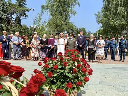 В Нальчике состоялся памятный митинг