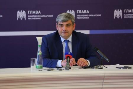 Глава КБР Казбек Коков провел встречу с представителями федеральных, республиканских и муниципальных СМИ