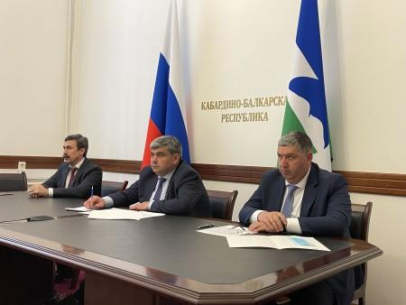 Глава КБР Казбек Коков принял участие в совещании под председательством Сергея Шойгу