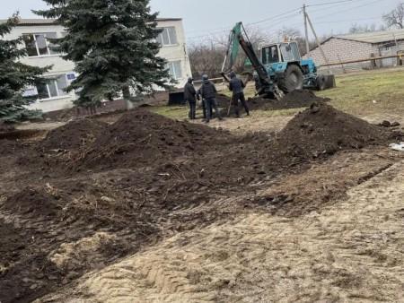В трех населенных пунктах Зольского района начаты работы по благоустройству общественных территорий