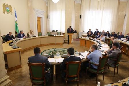 Глава КБР Казбек Коков провел заседание антинаркотической комиссии