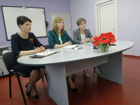 В Майском районе состоялось совещание с директорами школ
