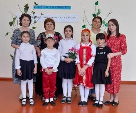 В Баксанском районе прошли мероприятия ко Дню славянской письменности и культуры