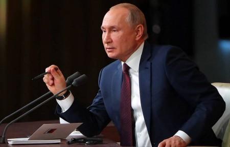 Прямая линия Путина с гражданами пройдет 30 июня