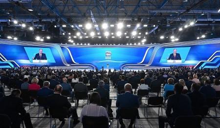 фото На Съезде Президент определит вектор дальнейшей работы «Единой России» — Казбек Коков
