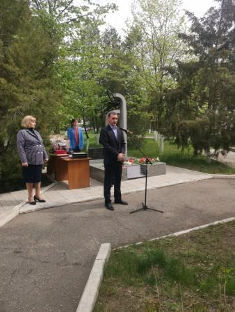 В Прохладном отдали дань памяти мужеству «чернобыльцев»