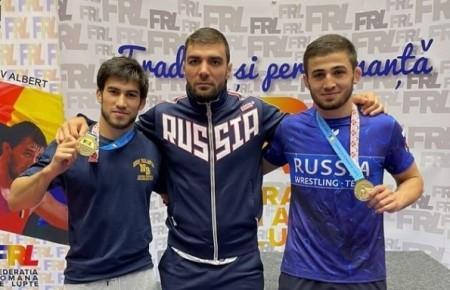 Золотая медаль из Бухареста