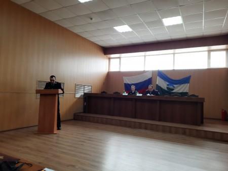 Полицейские Урванского района подвели итоги работы за три месяца