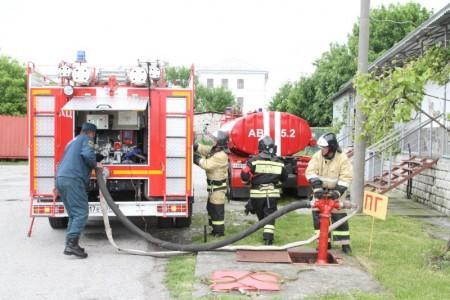 В Кабардино-Балкарии проверили источники противопожарного водоснабжения