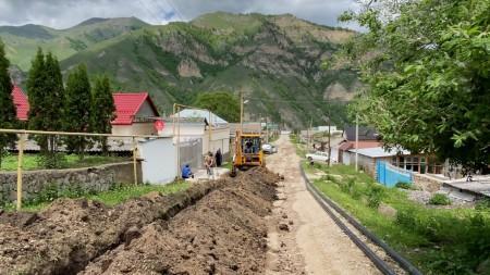 В Чегемском районе активно ведутся работы для обеспечения устойчивого водоснабжения