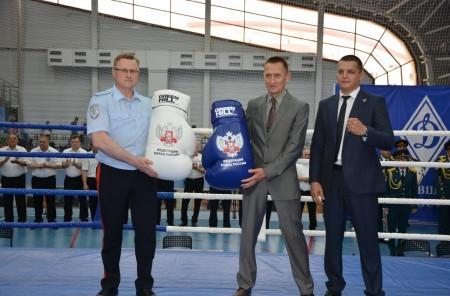 В Нальчике стартовал всероссийский турнир по боксу