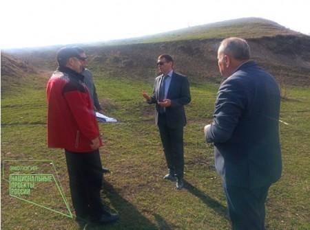 В Верхнем Куркужине начинается реконструкция сетей водоснабжения