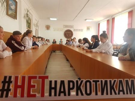 В Чегемском районе прошла акция «Дети России»
