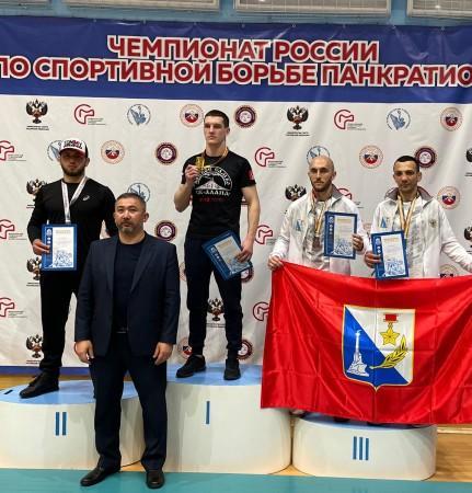 Две медали из Санкт-Петербурга