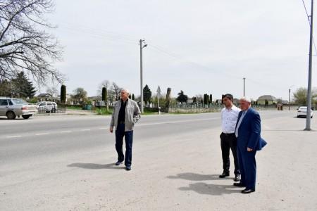 Общественная палата КБР проинспектировала объекты дорожного нацпроекта 2020 года