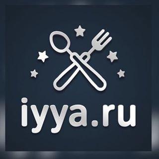логотип компании Служба доставки еды Йа