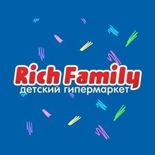 логотип компании RICH FAMILY