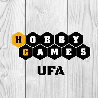 Hobby Games,магазин настольных игр,Уфа