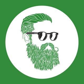 логотип компании Зеленая борода